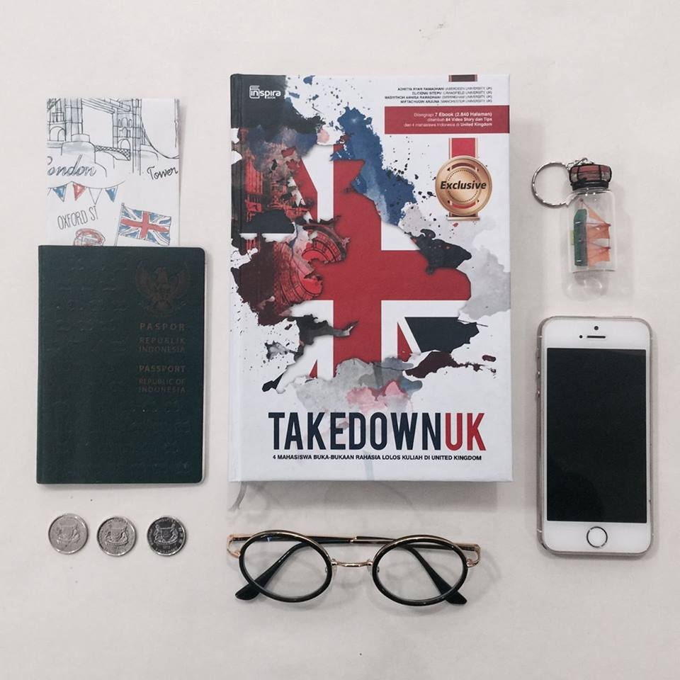 Panduan Kuliah Ke UK (United Kingdom), Takedown UK